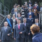 Cerimonia 25 aprile 2015 - cimitero ex Militare Trieste