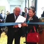 S.E. Almaz N. Khamzayev inaugura la sede del Consolato Onorario
